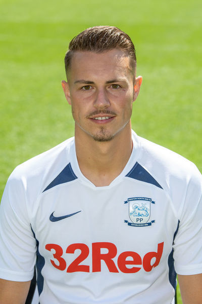 PNE Billy Bodin. Preston North End Football Club    Billy Bodin