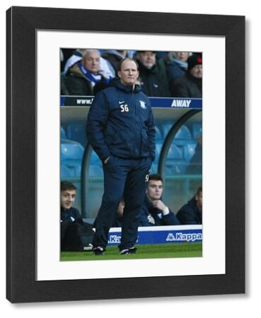 Football - Leeds United v Preston North End - Sky Bet Football League Championship - Elland Road - 20/12/15   Preston North End manager Simon Grayson   Mandatory Credit: Action Images / Jason Cairnduff   Livepic   EDITORIAL USE ONLY