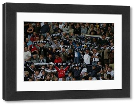 Preston North End Fans: PNE v Colchester (25-08-07) Supporter Images
