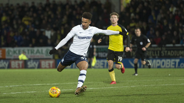 Preston North End 2017/18 Season: Burton Albion v PNE, Saturday 9th December 2017