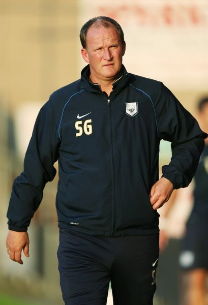 Football - Crewe Alexandra v Preston North End - Capital One Cup First Round - Alexandra Stadium, Gresty Road - 12/8/15   Preston manager Simon Grayson   Mandatory Credit: Action Images / Alex Morton   Livepic   EDITORIAL USE ONLY