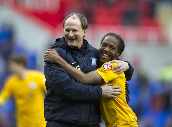 Football - The Football League Sky Bet Championship - Reading v Preston North End
