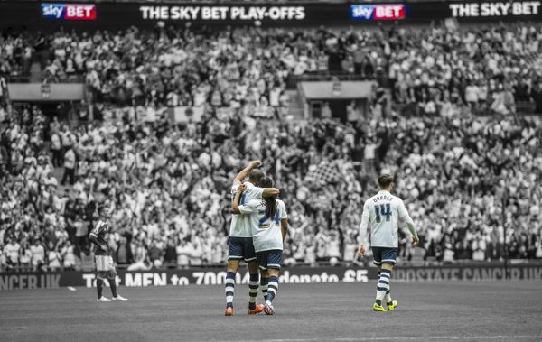 Preston North End Play-Off Final v Swindon Town, Sunday 24th May 2015: Play-Off Final Celebrations