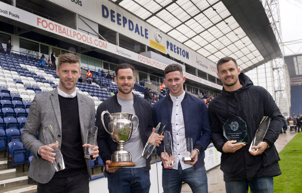 Preston North End Events: Player Of The Year Awards 2016