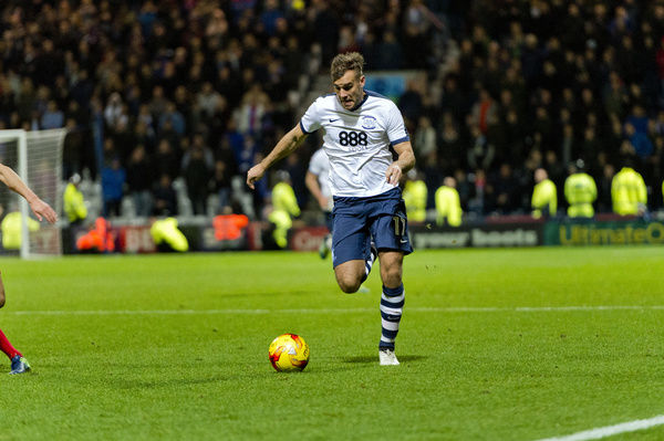Preston North End 2016/17 Season: PNE v Blackburn Rovers, Saturday 10th December