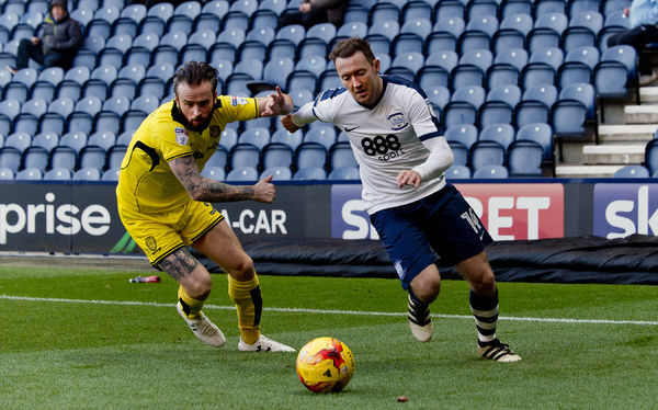 Preston North End 2016/17 Season: PNE v Burton Albion, Saturday 26th November 2016
