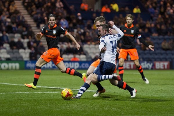 Preston North End 2016/17 Season: PNE v Sheffield Wednesday, Saturday 31st December 2016