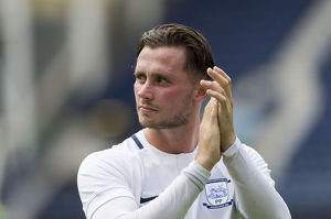 PNE v West Ham United Alan Browne Home kit (1)