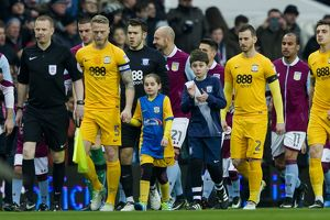 Aston Villa v PNE, Saturday 21st January 2017