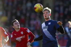 Barnsley v PNE, Saturday 4th February 2017
