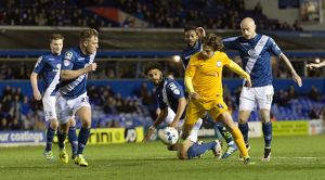 Birmingham City v PNE, Tuesday 19th April 2016, SkyBet Championship