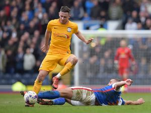 Blackburn Rovers v Preston North End - Sky Bet Football League Championship