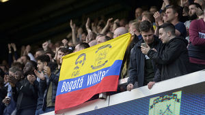 Bogata Whites Show Their Support For PNE