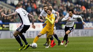 Bolton Wanderers v PNE, Saturday 3rd March 2018