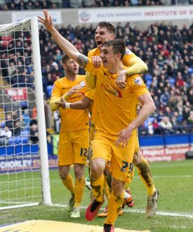 Bolton Wanderers v Preston North End, Saturday 12th March 2016, SkyBet Championship