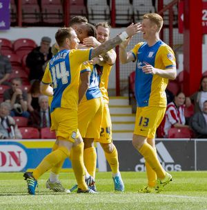 Brentford v PNE, Saturday 19th September 2015, SkyBet Championship