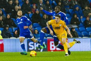 Cardiff City v PNE, Tuesday 31st January 2017
