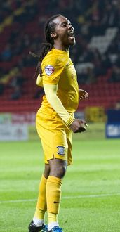 Charlton Athletic v PNE, Tuesday 20th October 2015, SkyBet Championship
