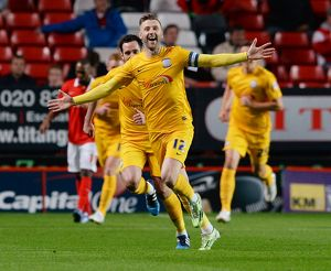 Charlton Athletic v Preston North End - Sky Bet Football League Championship