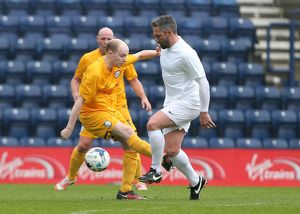 Deepdale Legends Charity Match 2016