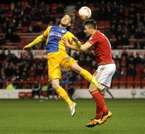 Football - The Football League Sky Bet Championship - Nottingham Forest v Preston
