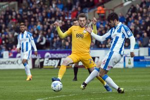 Huddersfield Town v PNE, Friday 14th April 2017 (Selection of 34 Items)
