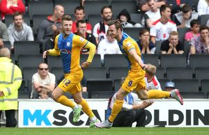 Milton Keynes Dons v Preston North End - Sky Bet Football League Championship
