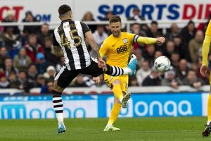 Newcastle United v PNE, Monday 24th April 2017 (Selection of 26 Items)