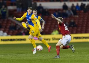 Nottingham Forest v PNE, Tuesday 8th March, SkyBet Championship
