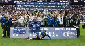 Play-Off Final Celebrations