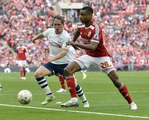 Play-Off Final Match Action