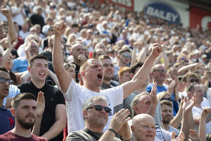 PNE Fan Join In With Chantation