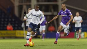 PNE v Bolton Wanderers, Friday 17th November 2017
