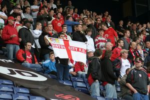PNE v Bristol City Supporter Photos