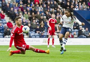 PNE v Cardiff City, Saturday 17th October 2015, SkyBet Championship