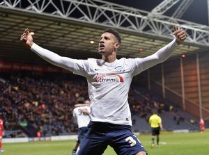 PNE v Charlton Athletic, Tuesday 23rd February 2016, SkyBet Championship