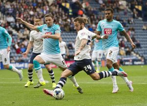 PNE v Derby County, Saturday 12th September 2015, SkyBet Championship