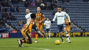 PNE v Hull City, Saturday 3rd February 2018
