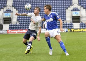 PNE v Ipswich Town, Saturday 22nd August 2015, SkyBet Championship
