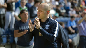 PNE v Norwich Alex Neil (11)