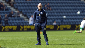 PNE v Norwich Alex Neil (3)