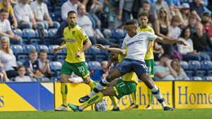 PNE v Norwich Darnell Fisher (3)