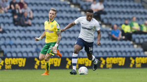 PNE v Norwich Darnell Fisher (5)