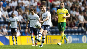 PNE v Norwich Paul Gallagher (7)