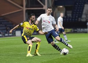 PNE v Watford, Tuesday 22nd August 2015, Capital One Cup