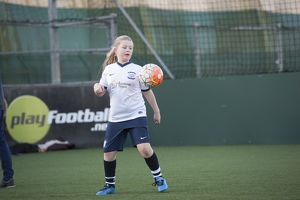 Preston North End Soccer School