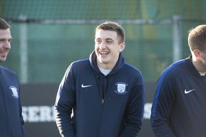 Preston North End Soccer School Jordan Hugill
