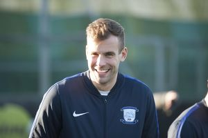 Preston North End Soccer School Tommy Spurr