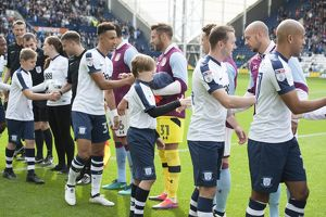 Preston North End v Aston Villa at Deepdale