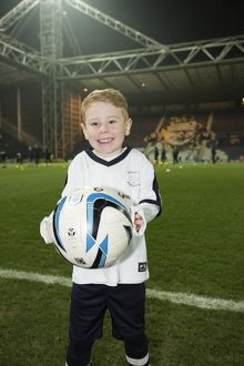 2016 17 mascots/birmingham city tuesday 14th february 2017/preston north end v birmingham city skybet championship